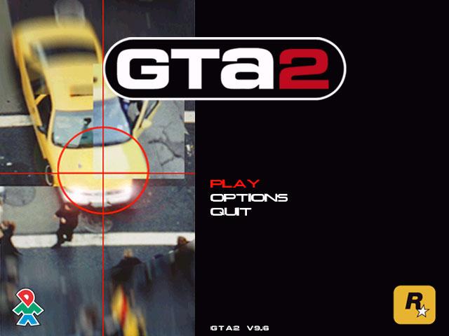 4Gamer.net】アクション -「Grand Theft Auto II」- フルバーション