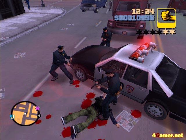 GTA III(Grand Theft Auto III)